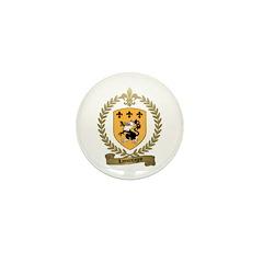 LAMONTAGNE Family Crest Mini Button (100 pack)