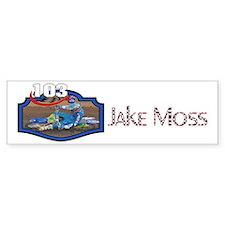 Jake Moss Photo Bumper Bumper Sticker