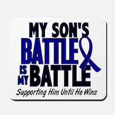 My Battle Too 1 BLUE (Son) Mousepad