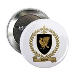 LALANDE Family Crest Button
