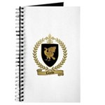 LALANDE Family Crest Journal