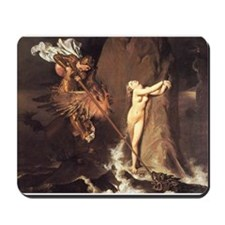 Roger rescues Angelica Mousepad