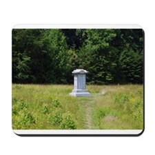 126th Ohio Monument Mousepad