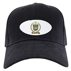 LAJEUNESSE Family Crest Baseball Hat