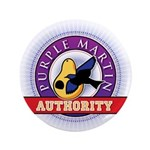 "Purple Martin Housing Authority 3.5"" Button"