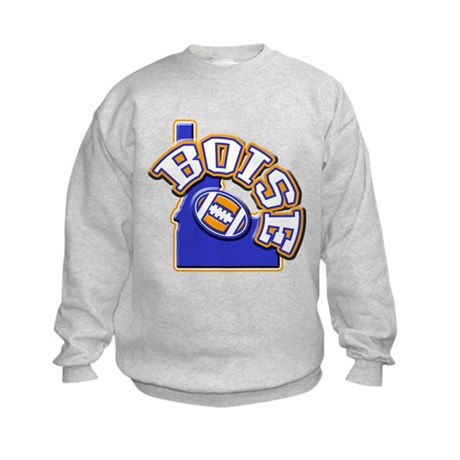 Boise Football Kids Sweatshirt