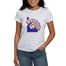 Boise Baseball Tee