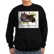 Season's Greetings Scottie Sweatshirt