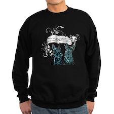 Scottish Terrier Proverb Sweatshirt
