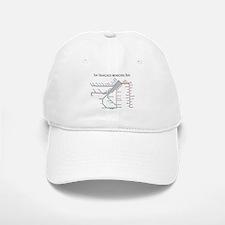 SF MUNI Map (with text) Baseball Baseball Cap