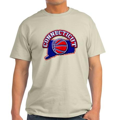 Connecticut Basketball Light T-Shirt