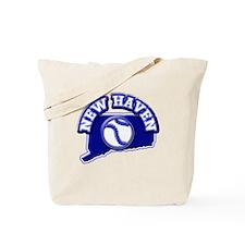 New Haven Baseball Tote Bag