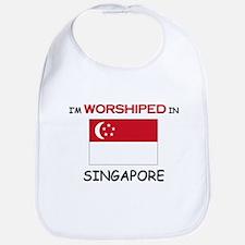 I'm Worshiped In SINGAPORE Bib