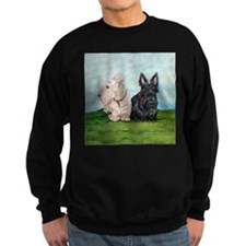 Scottish Terrier Companions Sweatshirt