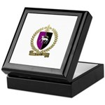 LAGRANGE Family Crest Keepsake Box