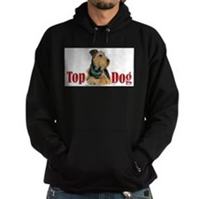 Airedale - Top Dog Hoodie