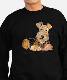 Airedale Happiness Sweatshirt