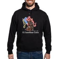 Cairn Terrier - All American Hoodie