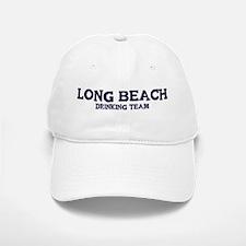 Long Beach drinking team Baseball Baseball Cap