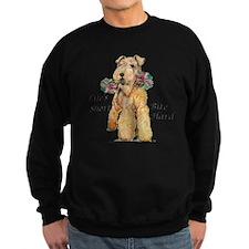 Welsh Terrier Bite! Jumper Sweater