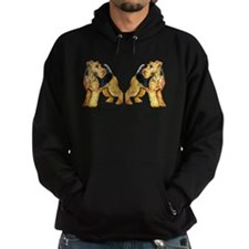 Welshie Double Trouble Hoodie