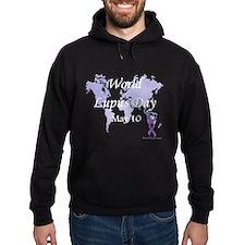 World Lupus Day Hoody