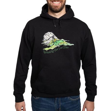 Carmel Sea Otter Hoodie (dark)
