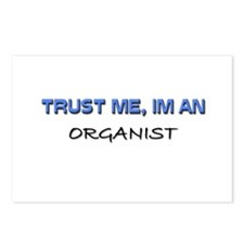 Trust Me I'm an Organist Postcards (Package of 8)
