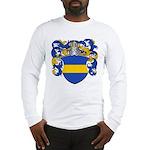 Ebeling Family Crest Long Sleeve T-Shirt