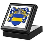 Ebeling Family Crest Keepsake Box