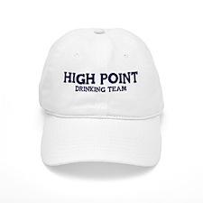 High Point drinking team Baseball Cap