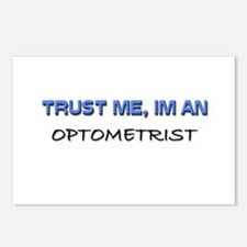 Trust Me I'm an Optometrist Postcards (Package of
