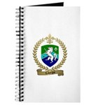 LABORGNE Family Crest Journal