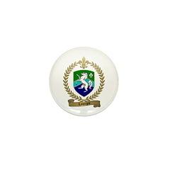 LABORGNE Family Crest Mini Button (10 pack)