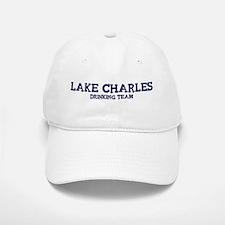 Lake Charles drinking team Baseball Baseball Cap
