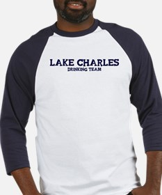 Lake Charles drinking team Baseball Jersey