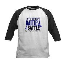 My Battle Too 1 BLUE (Female Friend) Tee