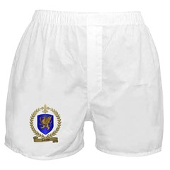 LABAUVE Family Crest Boxer Shorts