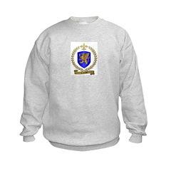 LABAUVE Family Crest Sweatshirt