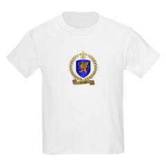 LABAUVE Family Crest Kids T-Shirt