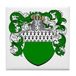 Fey Family Crest Tile Coaster