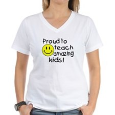 Proud To Teach Amazing Kids Shirt