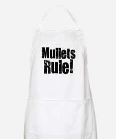 Mullets Rule! BBQ Apron