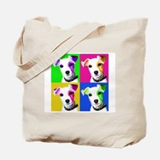 Jack Russell Pup Tote Bag