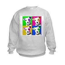 Jack Russell Pup Sweatshirt