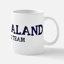 New Zealand drinking team Mug