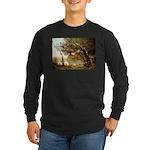 Souvenir Long Sleeve Dark T-Shirt