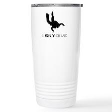 Cute Skydiver Travel Mug