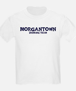 Morgantown drinking team T-Shirt