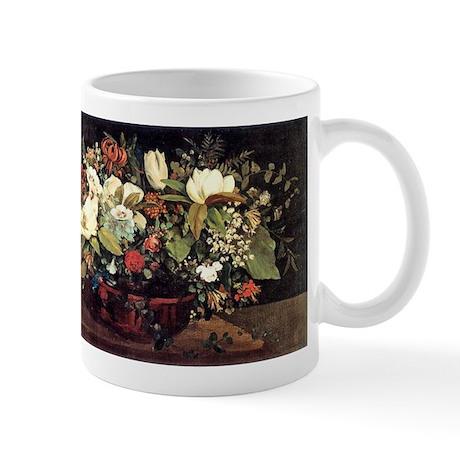Basket of Flowers Mug